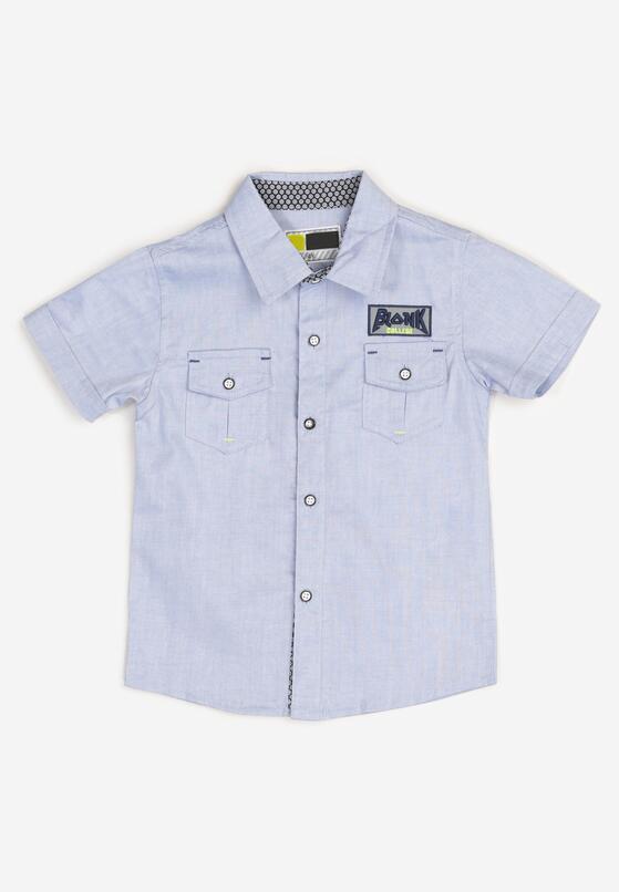 Jasnoniebieska Koszula Syreshi
