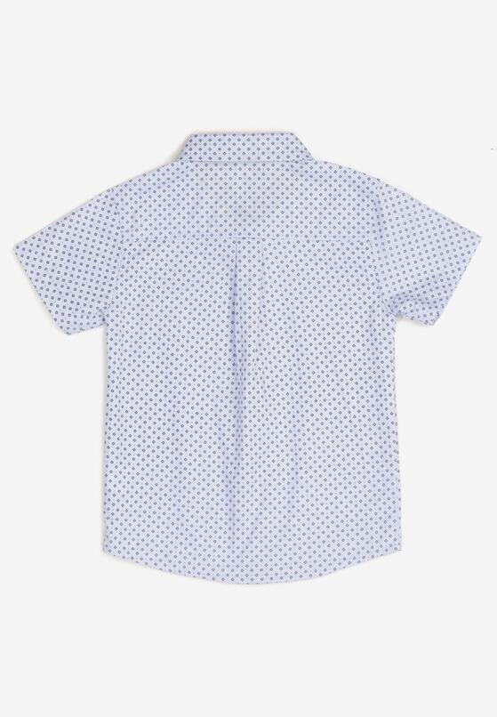 Jasnoniebieska Koszula Zephiphis
