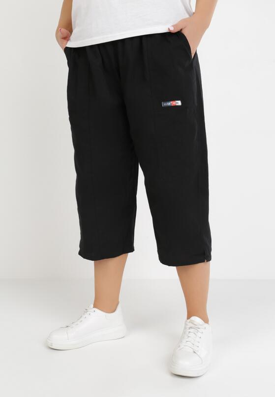 Czarne Spodnie Theaneleia