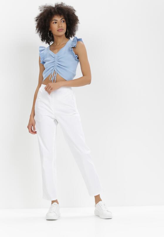 Białe Spodnie Iphyxio