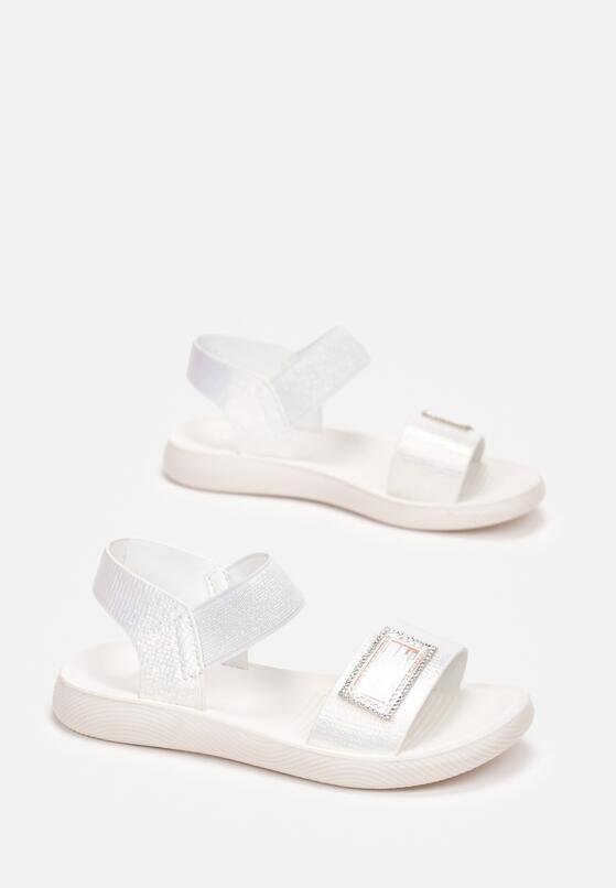 Białe Sandały Astrolphi