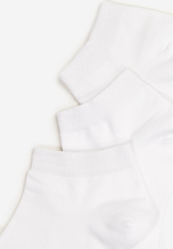 5-Pack Białych Skarpet Nysosia
