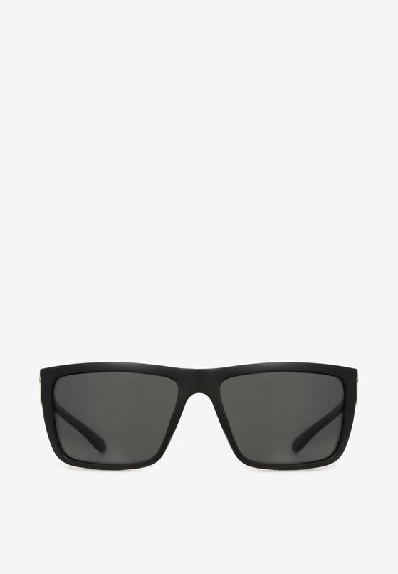 Czarne Okulary Przeciwsłoneczne Phalaphaura