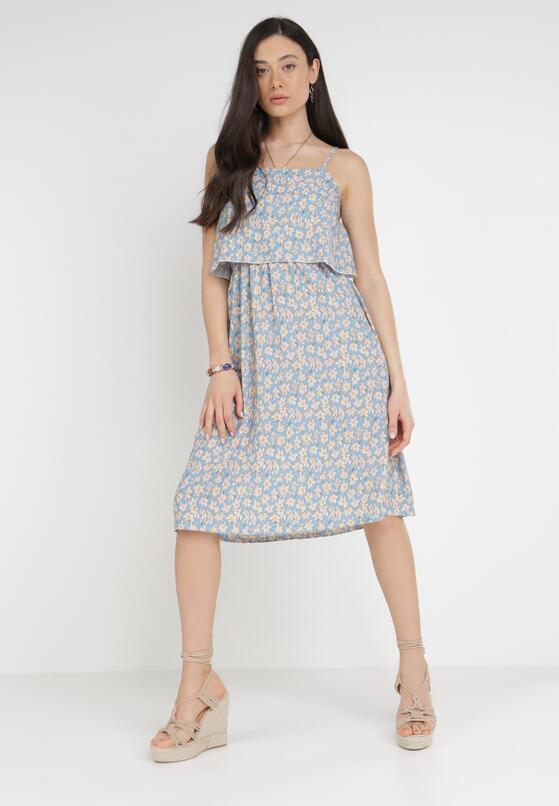 Jasnoniebieska Sukienka Paphiphae