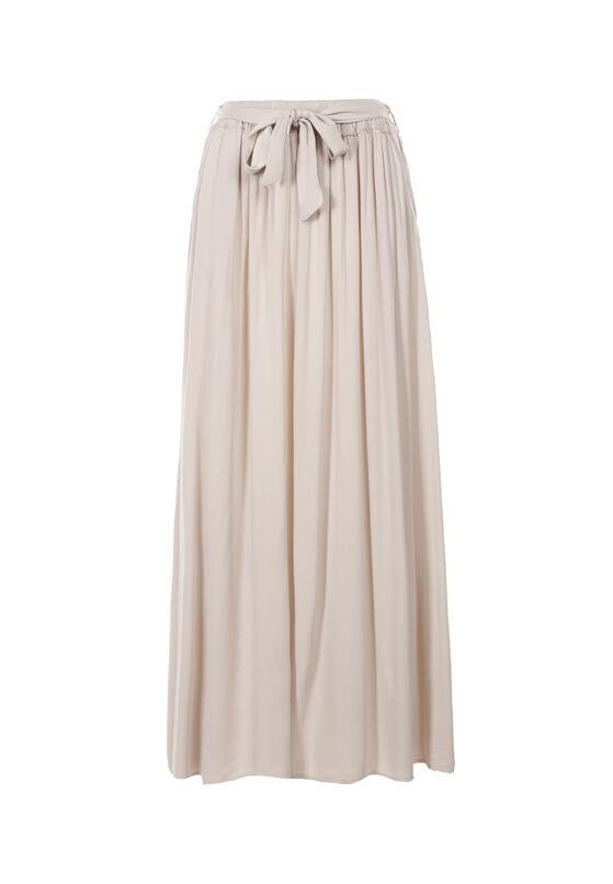 Jasnobeżowa Spódnica Eriphite