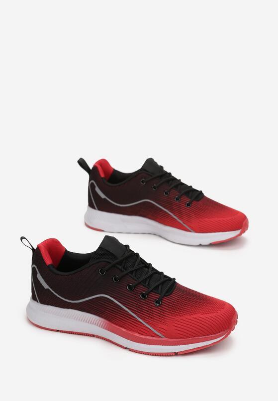 Czerwone Buty Sportowe Salmapius