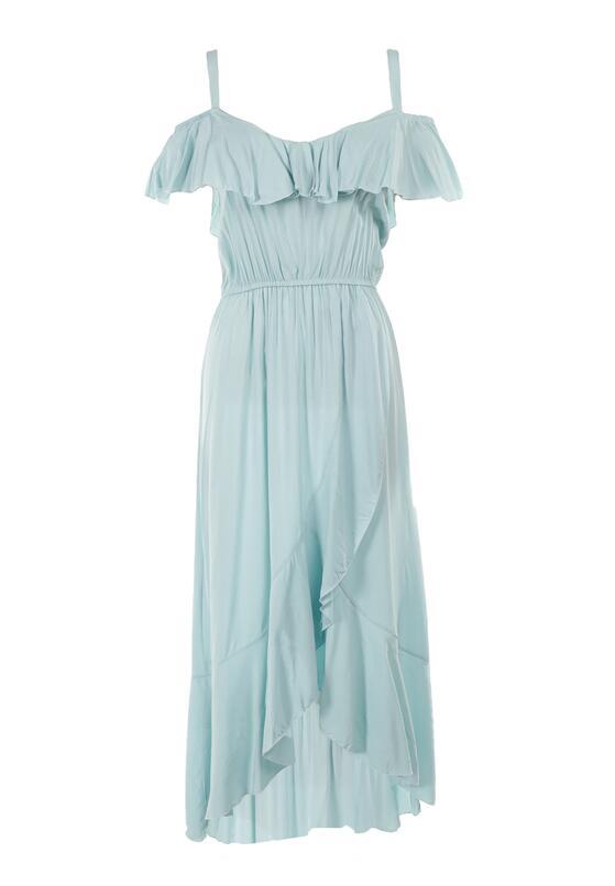 Jasnoniebieska Sukienka Phlegistos