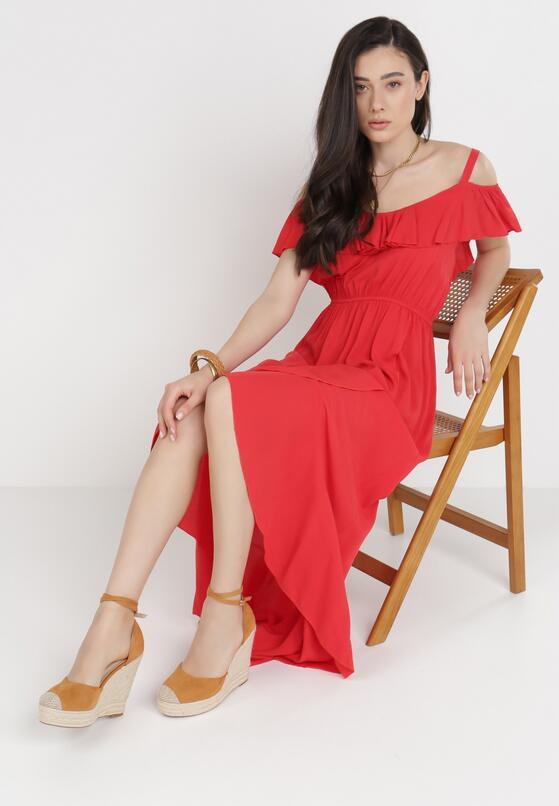 Czerwona Sukienka Phlegistos