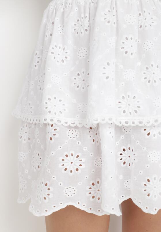 Biała Spódnica Dorydora