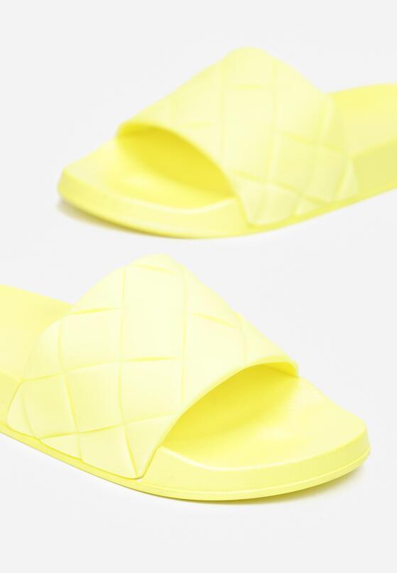 Żółte Klapki Murienah