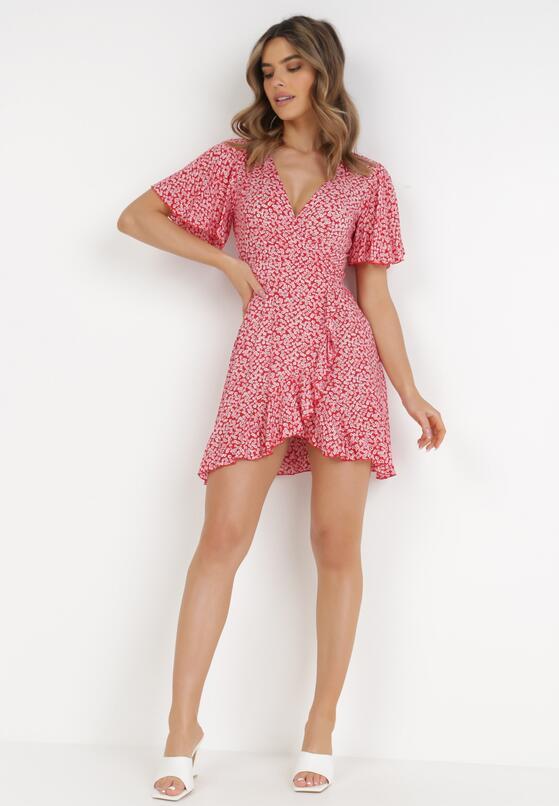 Czerwona Sukienka Adrerial