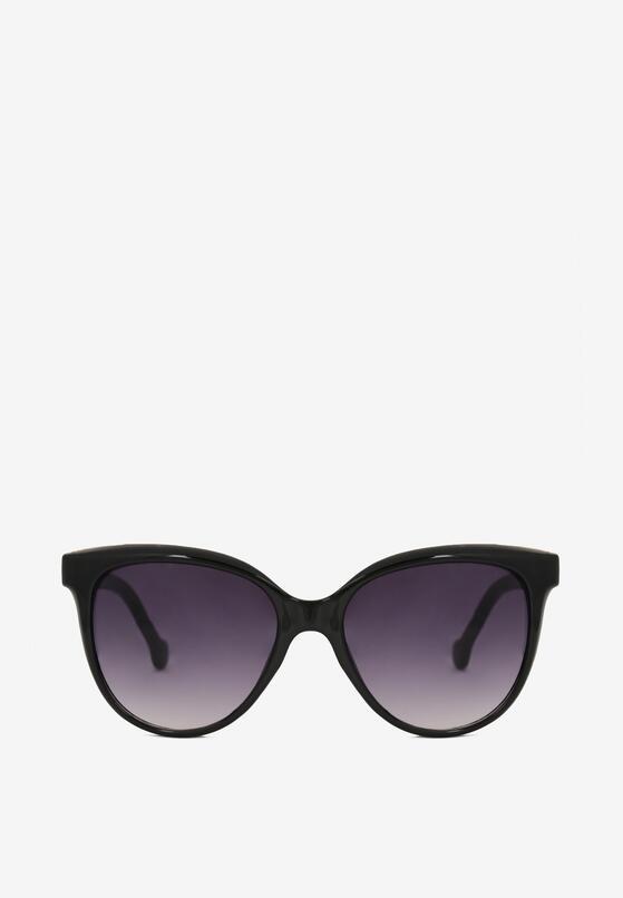 Czarne Okulary Przeciwsłoneczne Maelenneg