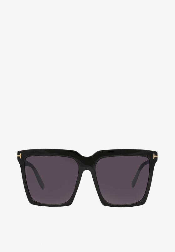 Czarne Okulary Przeciwsłoneczne Segiern
