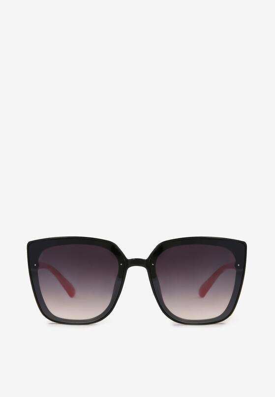Czerwone Okulary Przeciwsłoneczne Maelion