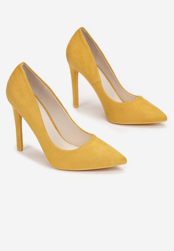 Żółte Szpilki Chitho