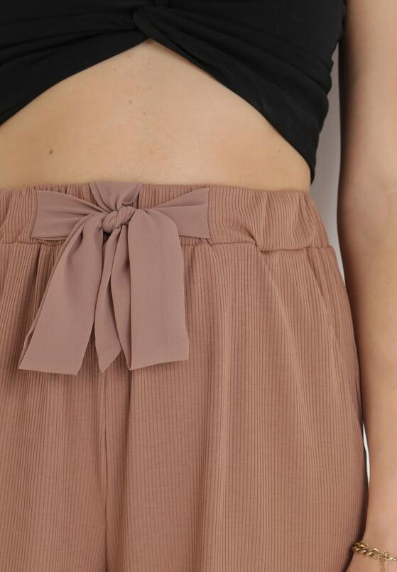 Brązowe Spodnie Dezirria