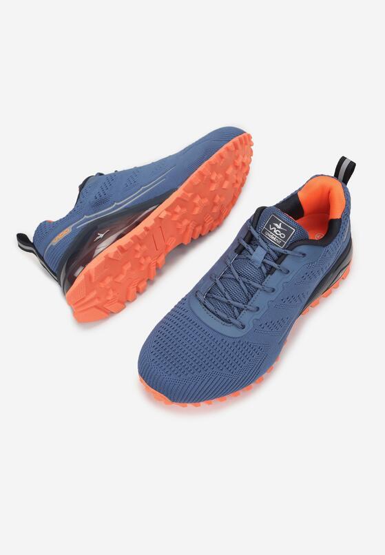 Niebieskie Buty Sportowe Corinara