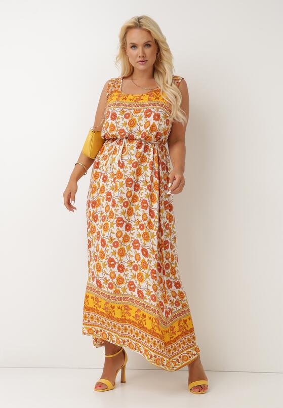 Żółta Sukienka Melailia