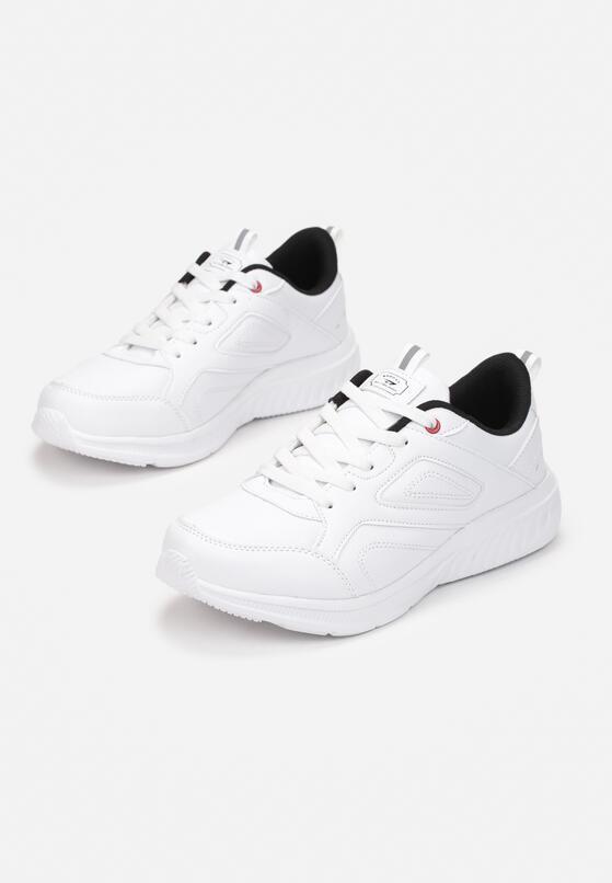 Białe Buty Sportowe Phestreumea
