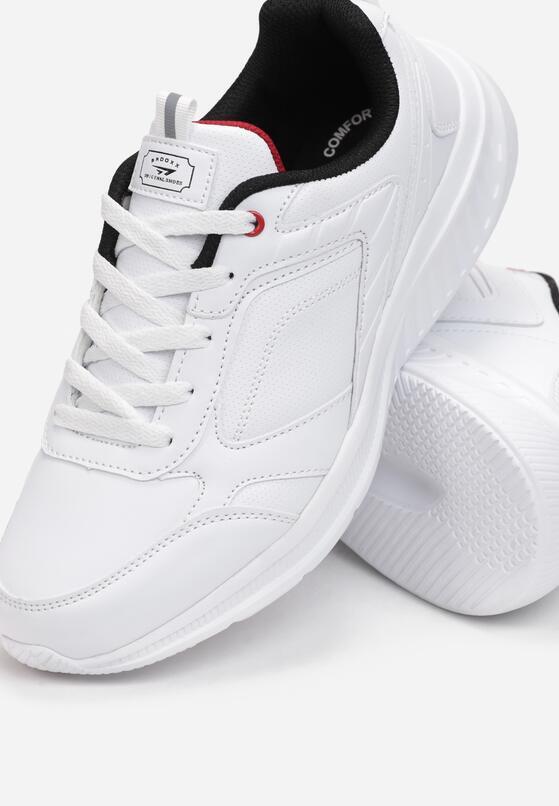 Białe Buty Sportowe Chizaly