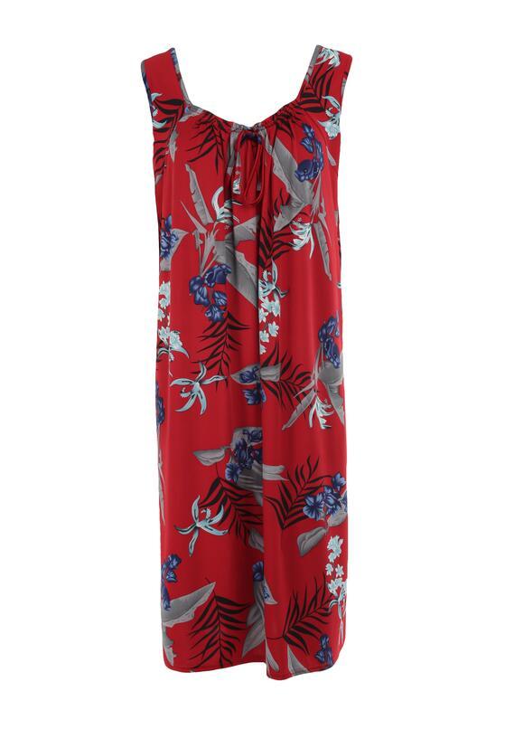 Bordowa Sukienka Gyirre