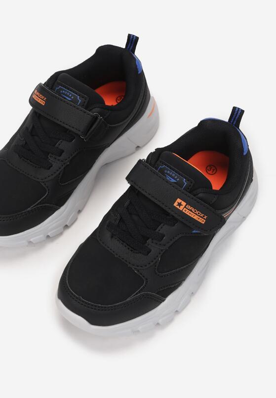 Czarne Buty Sportowe Remea
