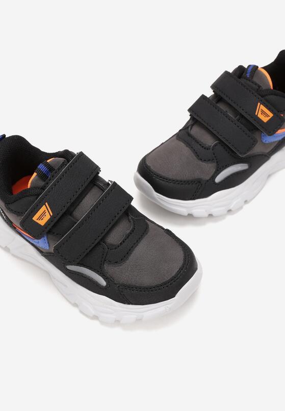 Czarne Buty Sportowe Aenor
