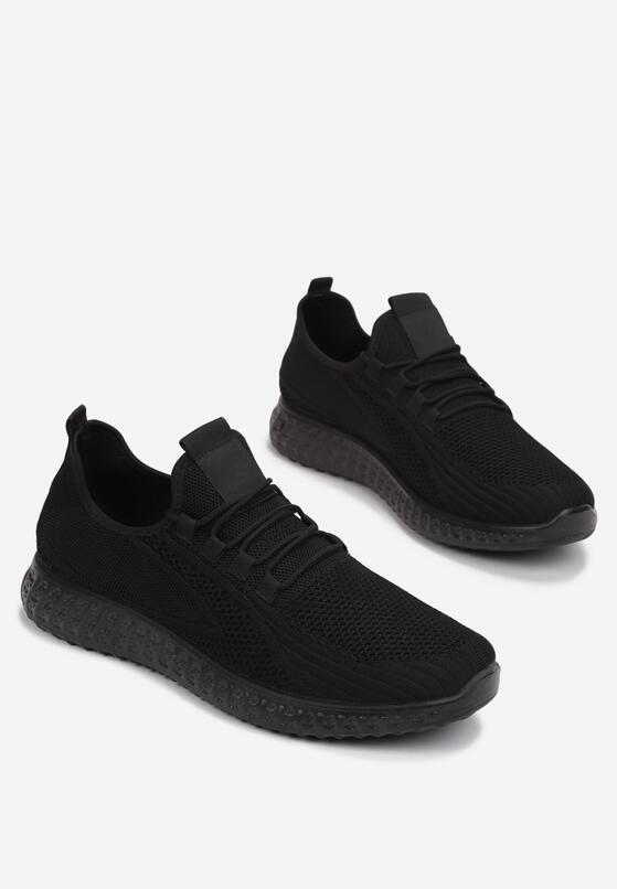 Czarne Buty Sportowe Ameva