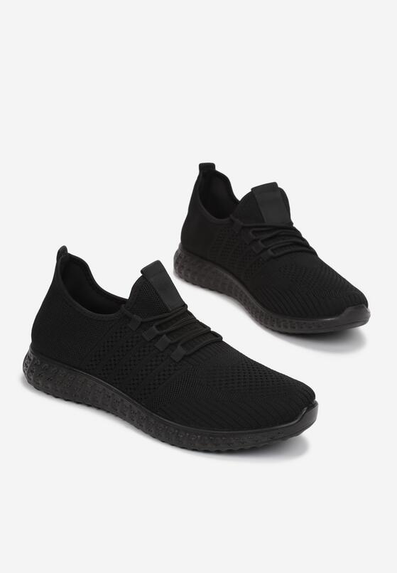 Czarne Buty Sportowe Ohion