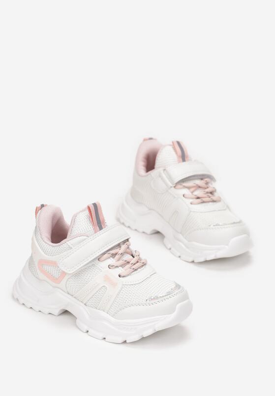 Białe Buty Sportowe Ellixea