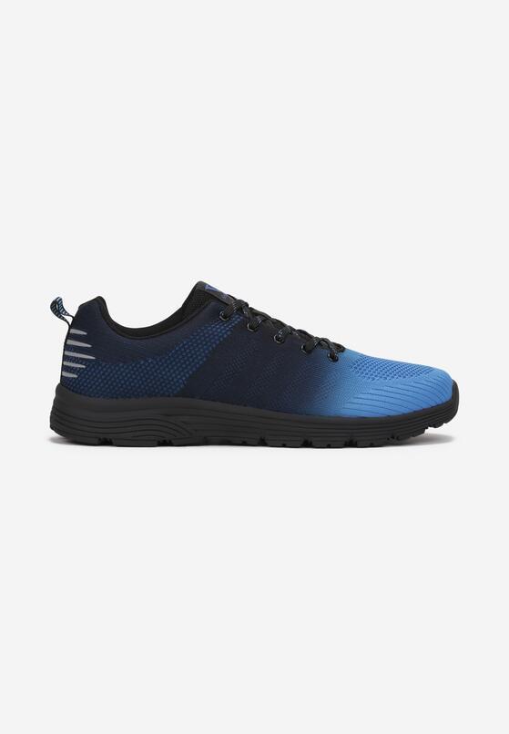 Niebieskie Buty Sportowe Emonora