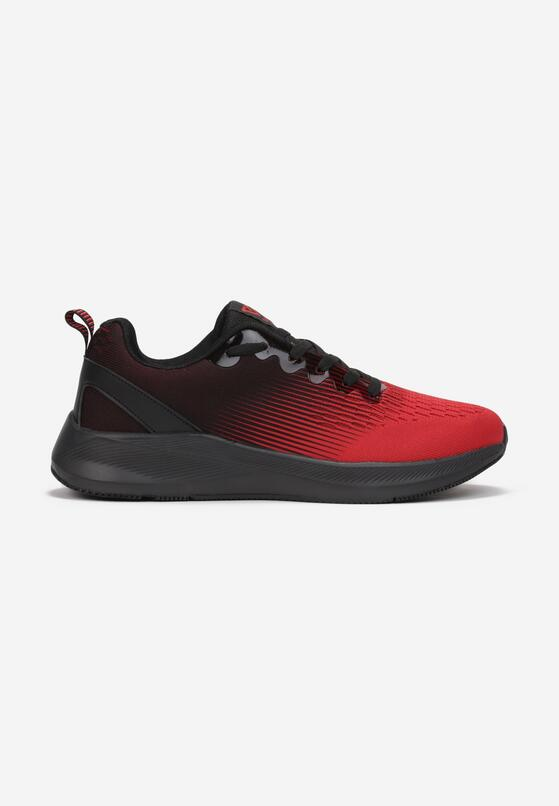 Czerwone Buty Sportowe Pathiel