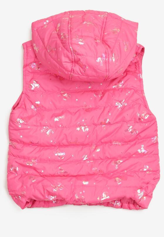 Różowa Kamizelka Limonohre