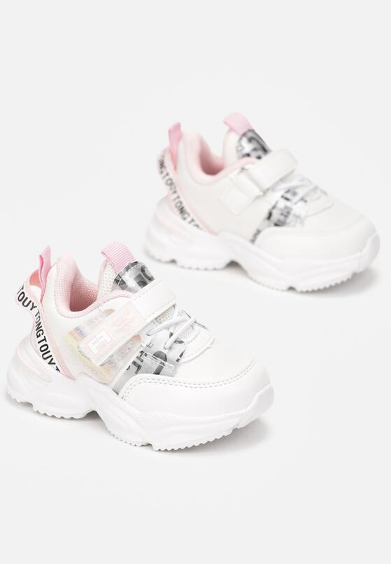 Białe Buty Sportowe Asoiala
