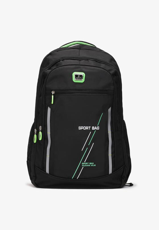 Zielony Plecak Persenio