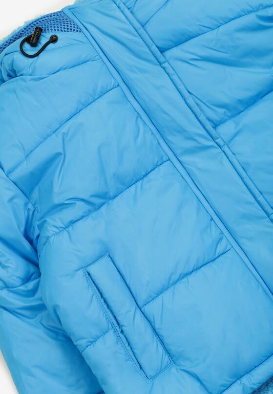 Niebieska Kurtka Pertris