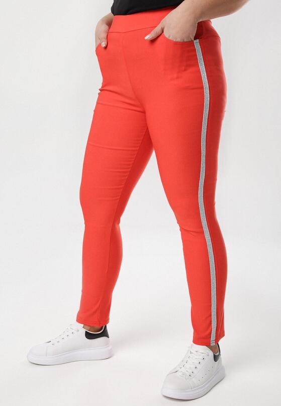 Czerwone Spodnie Diolena