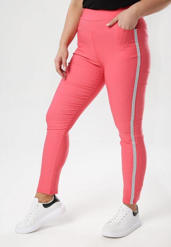 Różowe Spodnie Shirinriane