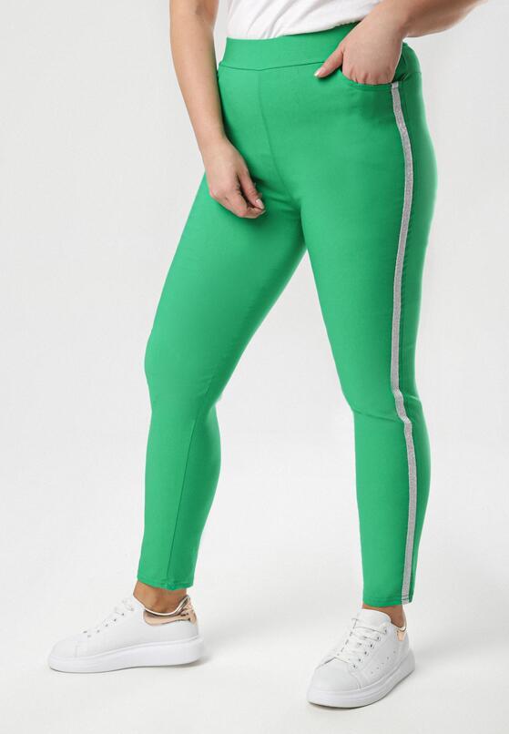 Zielone Spodnie Shirinriane