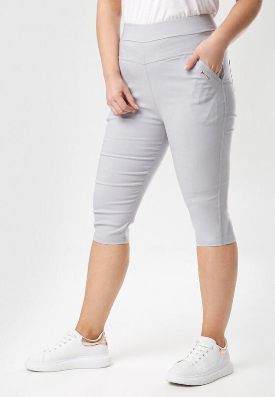 Szare Spodnie Aethepise