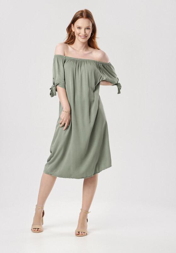 Khaki Sukienka Jennibelle