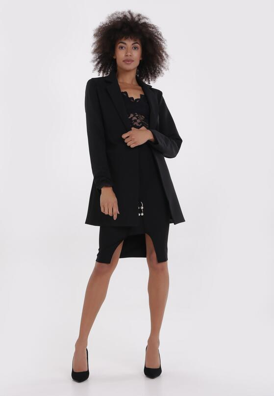 Czarna Spódnica Rayhelle