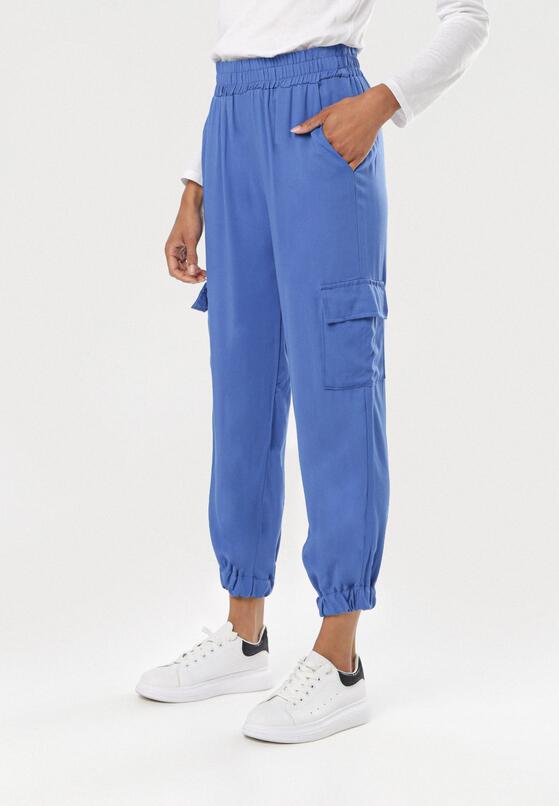 Niebieskie Spodnie Molrope