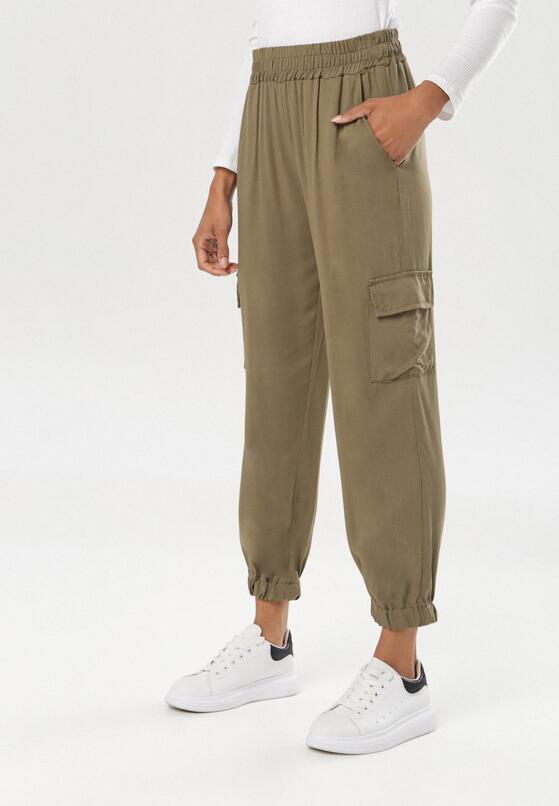 Khaki Spodnie Molrope