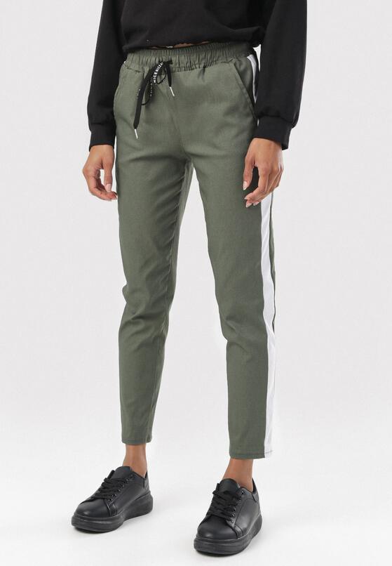 Khaki Spodnie Viviedah