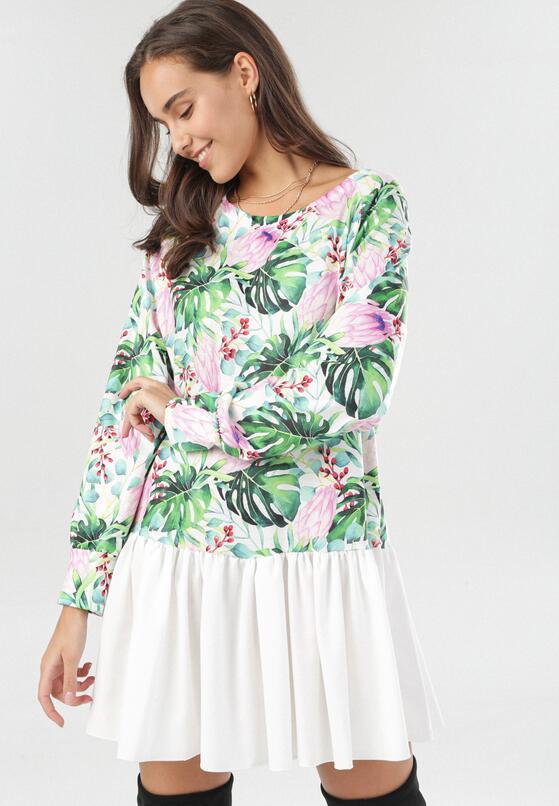Zielona Sukienka Irinvyn