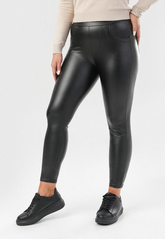 Czarne Spodnie Nessorin
