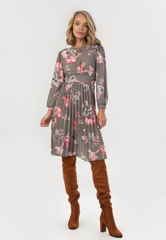 Khaki Sukienka Ciradyl
