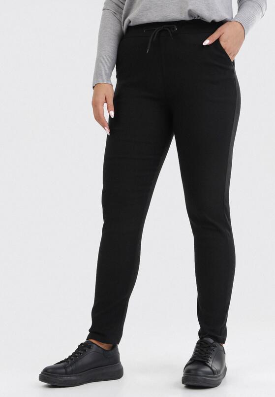 Czarne Spodnie Eshirienne