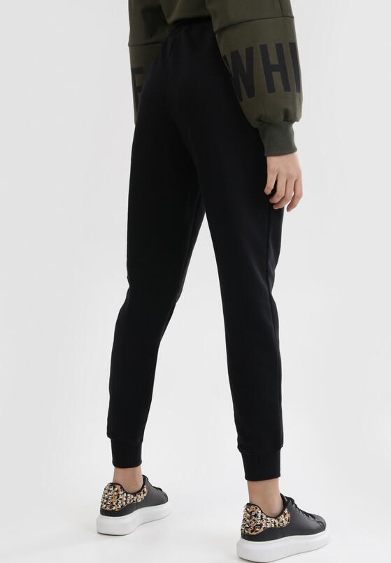 Czarne Spodnie Raimine